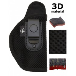IWB 3D Breathing Holster Metal Clip
