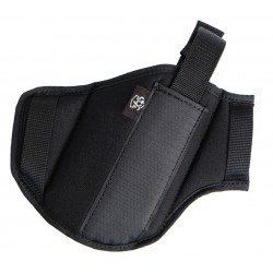 Ambidextrous Naylon Holster Close for Flash Light