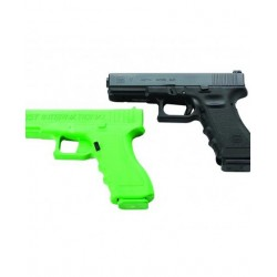 Training Gun W/ Removable Mags - Glock Green