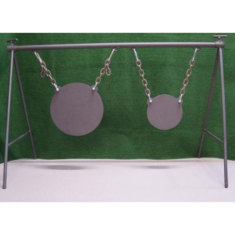 Double Target Stand W/ Targets