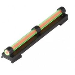 Sims Vibration Laboratories Shotgun Sight Dead Center Micro Sight, Red Inside Green