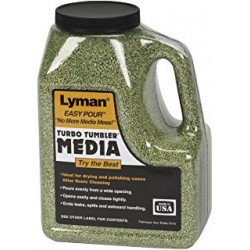 Lyman Media Easy Pour Corncob 6 lb