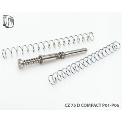 DPM Systems CZ 75 D COMPACT P01 P06