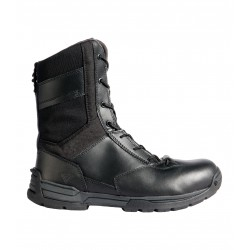 "First Tactical  Men's 8"" Side Zip Duty Boot"