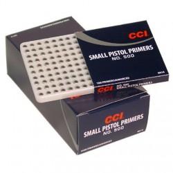 CCI Small Pistol