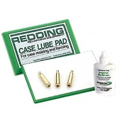 Redding Case Lube Kit (Pad Type)