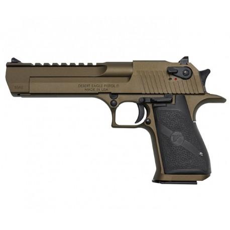 """Magnum Research Desert Eagle Burnt Bronze 6"""" .44 Magnum"""