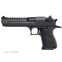 "Magnum Research Desert Eagle Black 6"" MB Integral .44 Magnum"