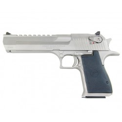 "Magnum Research Desert Eagle Nickel 6"" Matte .44 Magnum"