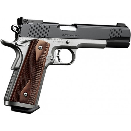 Kimber Super Match II 5""