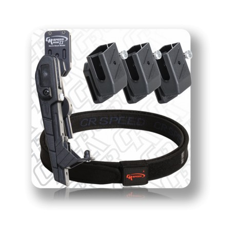 CR Speed Complete Belt Pack WSMII