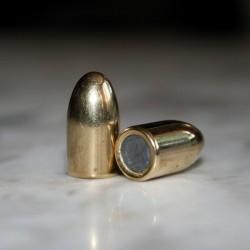 Alsa Pro 9mm 158 gr RN FMJ bullets