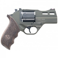 Chiappa RHINO 20D Black .38SP