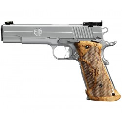 Sig Sauer 1911 Super Target Stainless