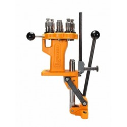 Lyman Brass Smith All-american 8 Turret Press Orange