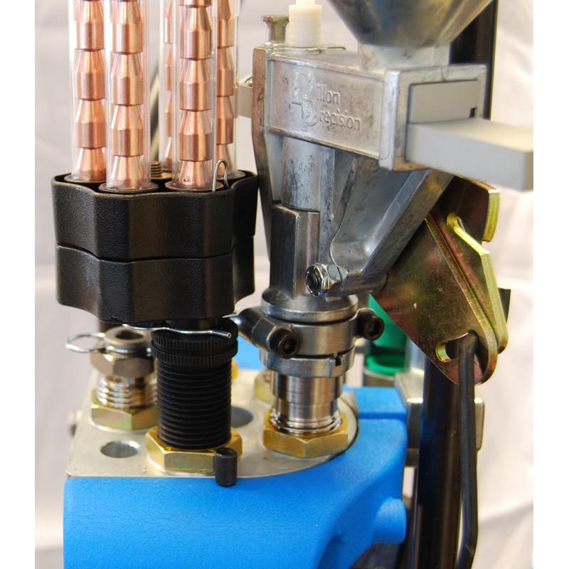 Dillon Precision XL650 + Mini Case Feeder + Mini Bullet Feeder