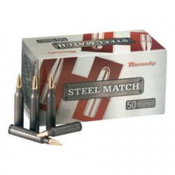 Hornady Steel Match .223 Rem 75 Grain HPBT Steel Case (50uni)