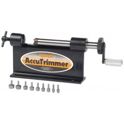 Lyman Accutrimmer with 9 Pilot Multi Pack