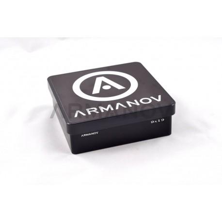 Armanov Case Gauge Box 100rds Flip Cover