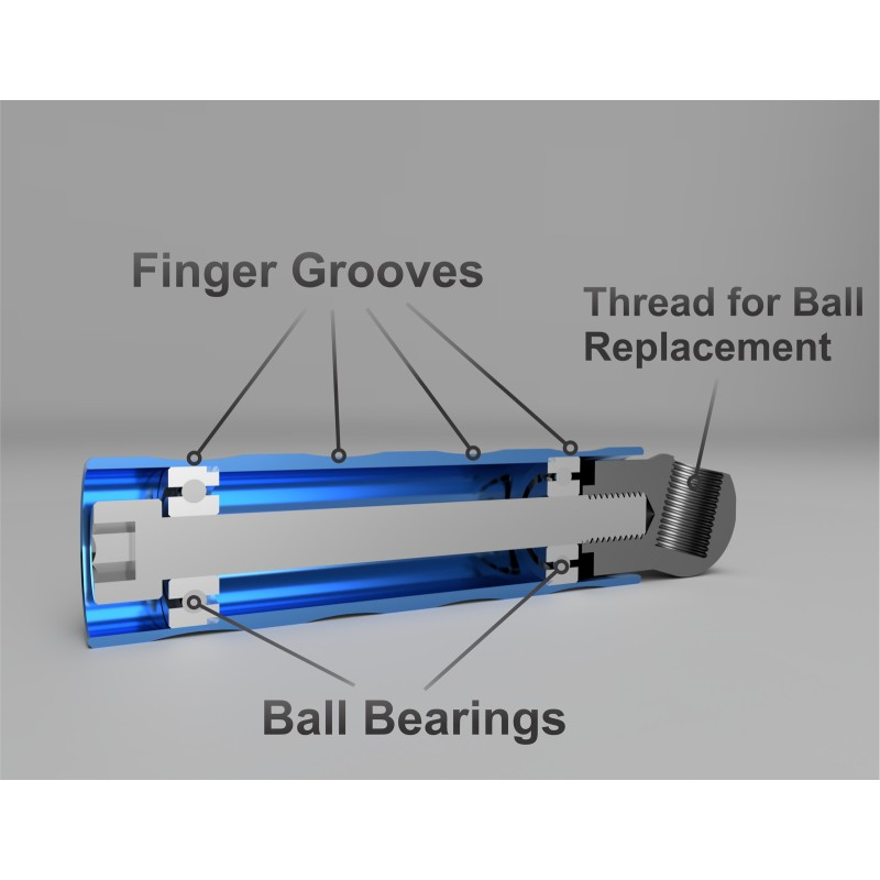 Armanov Ball Bearing Handle Dillon XL650, RL550 & Square Deal (Alu)