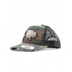 BUFALO TEXAS Hat Black
