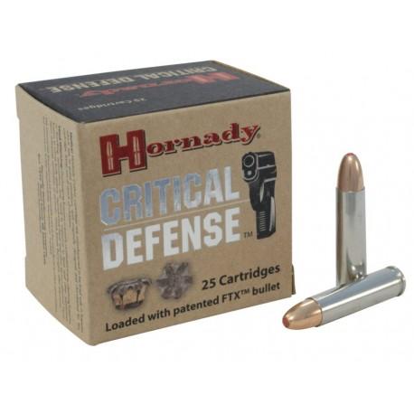 Hornady Cal. 30 Carbine FTX 110gr 25uni