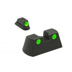 Meprolight TRU DOT® NIGHT SIGHT FIXED SET - CZ P01