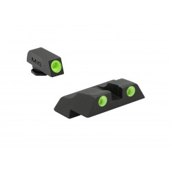 Meprolight TRU DOT® NIGHT SIGHT FIXED SET - Glock 26,27,28