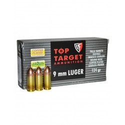 Fiocchi Top Target 9mm Luger