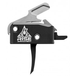 Rise Armament High Performance Trigger Single Stage Drop-In 3.5lb Black