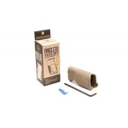 Strike Industries M-LOK Angled Vertical Grip Long FDE