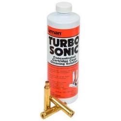 Lyman Turbo Sonic Ultrasonic Case Cleaning Solution 16oz