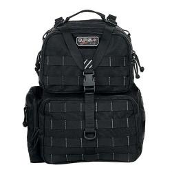 G.P.S. Tactical Range Backpack Black