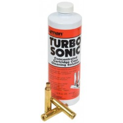 Lyman Turbo Sonic Brass Cleaning Solution 16oz Lyman