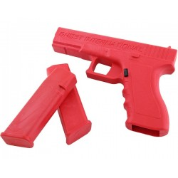 Training Gun W/ Removable Mags - Glock Red