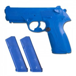 Training Gun W/ Removable Mags - Beretta PX4 Storm Blue