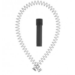 Carlsons Benelli M4 Magazine Extension, 7 Rd