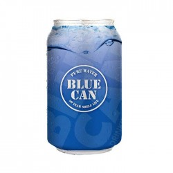Blue Can Water Blue Water Can - Unidade