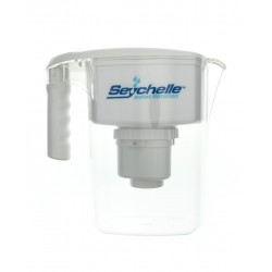 Nbcprep, Inc. Seychelle Radiological Water Filtration Pitcher