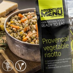 AventureMenu Provencal Vegetable Risotto