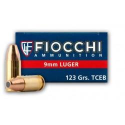Fiocchi 9 mm Luger FMJTC 123grs